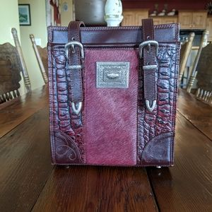 American West leather Handbag